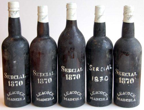 馬德拉酒的風格與分類